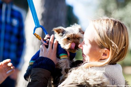 COMPAÑEROS POR NATURALEZA – Taller de educación canina en la naturaleza – Realizado 2014