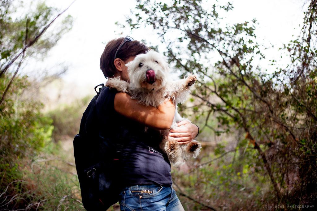 Perros al agua 3 – Barranquismo y acampada canina