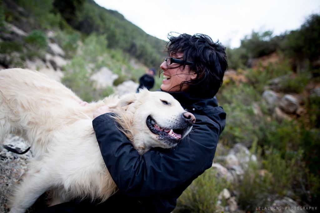taller educación canina en la naturaleza